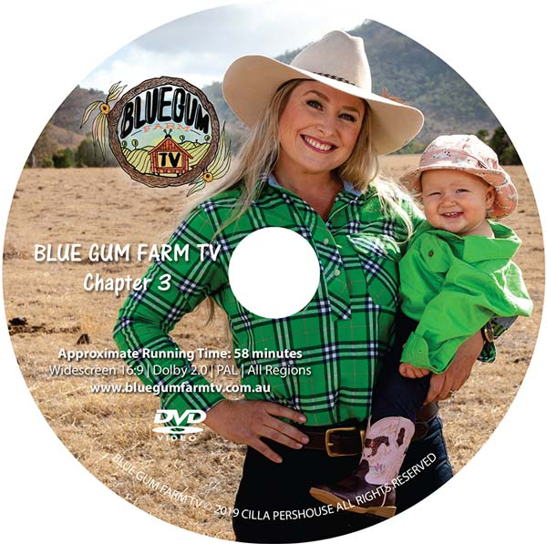 Blue Gum Darm DVD